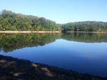 Supplee-Reservoir-Park Stockbild