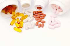 Supplement Stock Photography