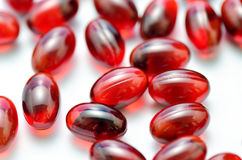 Supplementi dietetici. Immagine Stock Libera da Diritti