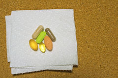 Supplements Stock Image