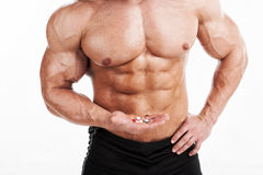 Supplements. Royalty Free Stock Photos