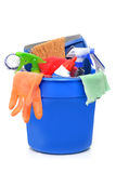 Supplies Cleaning Royalty Free Stock Photography