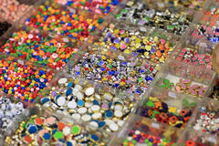 Supplies for jewelry Stock Image