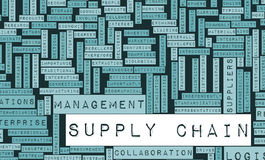 Supply Chain royalty free stock photo