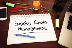 Supply Chain Management Royalty Free Stock Photos