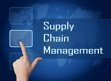 Supply Chain Management Stock Photography
