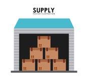 Supply design Stock Photos