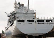 Supply ship Royalty Free Stock Photos