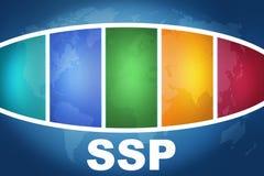 Supply Side Platform Royalty Free Stock Photo