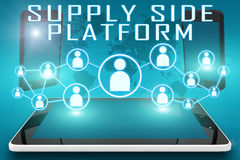Supply Side Platform Royalty Free Stock Photos
