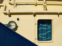 Supply utility ship vessel Stock Photos