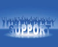 Support Photos stock
