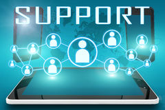 Support Photo stock