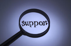 support Photographie stock