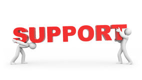 Support Stock Photography