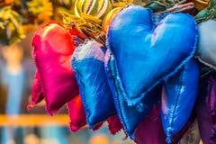 Support aromatique et multicolore de décoration photographie stock