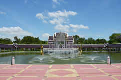 The Support Arts and Crafts International Centre of Thailand (SACICT) Stock Photo