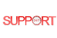 Support Concepts Stock Image