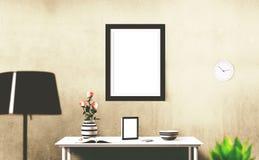 Support d'isolement par écrans Image stock