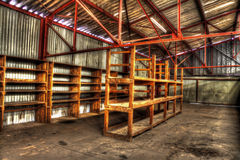 Support d'usine photos libres de droits