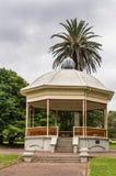 Support de bande dans le domaine d'Auckland Images stock