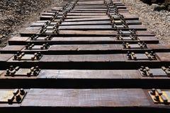 Support de chemin de fer image libre de droits