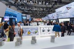 Support de fabricant des appareils électroménagers Miele Photos stock
