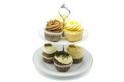 Support de petit gâteau Photographie stock libre de droits