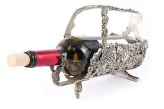 Support de vin Photographie stock libre de droits