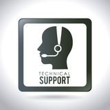 Support design Stock Image