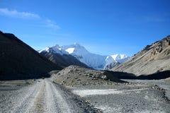 Support Everest Photos libres de droits