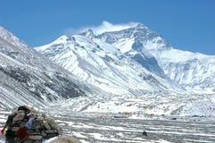 Support Everest photographie stock libre de droits