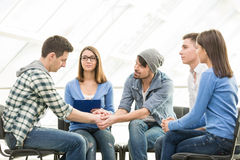 Support Group Royalty Free Stock Photography