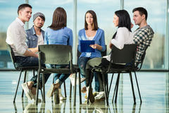 Support Group Stock Photography