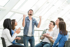 Support Group Royalty Free Stock Photos