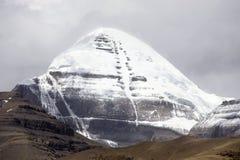 Support Kailash au Thibet Images libres de droits