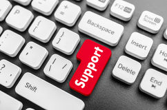 Support key Stock Photo