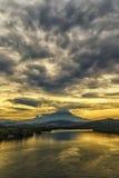 Support Kinabalu Photographie stock libre de droits