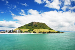 Support Maunganui, Nouvelle Zélande Photographie stock