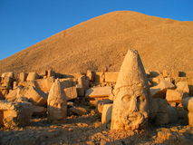 Support Nemrut Photos stock