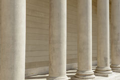 Support Pillars Stock Photos