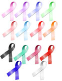Support Ribbons Royalty Free Stock Photos