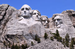 Support Rushmore Photo stock