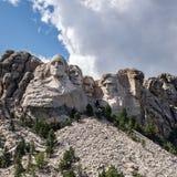 Support Rushmore dans le Dakota du Sud photographie stock