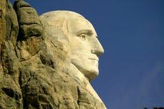 Support Rushmore Monumet national, le Black Hills, le Dakota du Sud. Image libre de droits