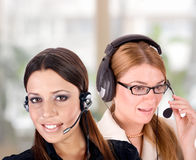 Support team Stock Photography
