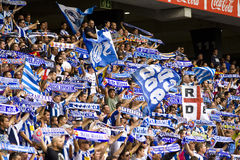 Supporters Stock Image