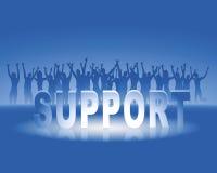 Supporto Fotografie Stock