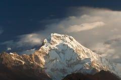 Supporto Annapurna Immagini Stock Libere da Diritti