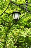 Supporto conico con la lanterna Fotografia Stock Libera da Diritti